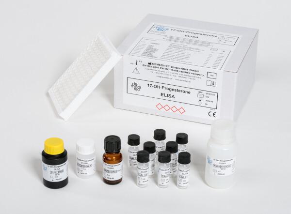 17-OH-Progesterone ELISA