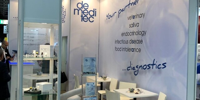 Demeditec at Congresses